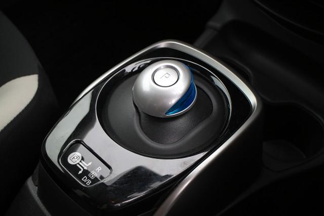 Nissan Note e-POWER shift switch