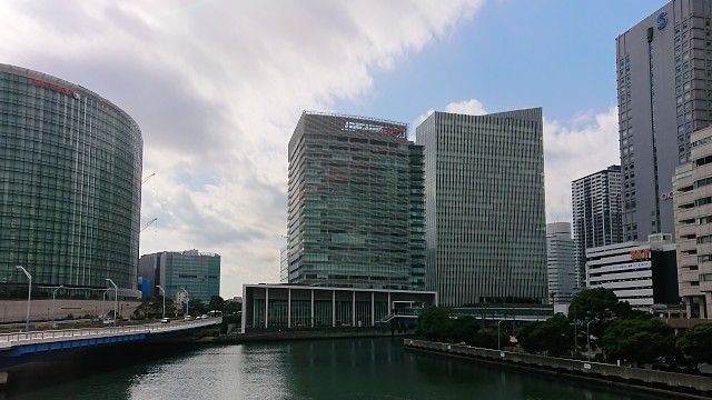 Nissan Global Headquarter