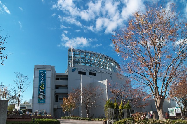 岐阜県世界淡水魚園水族館