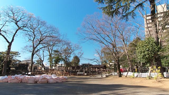 楽寿園どうぶつ広場