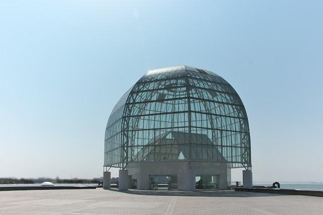 葛西臨海水族園 ガラスドーム