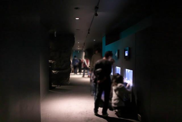 上越市立水族博物館 館内