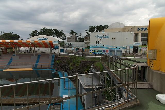 越前松島水族館 館内
