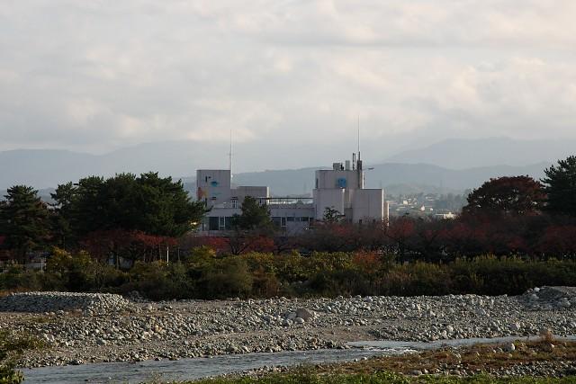 魚津水族館 遠景